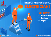 Electrical maintenance services electrician dubai