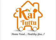 Order home cooked food online in bangalore rr naga