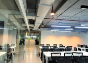 Cost-effective coworking space in hyderabad