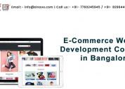 Ecommerce websitedevelopment company bangalore