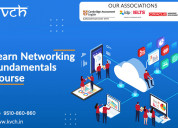 Learn networking fundamentals online course | kvch