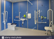 Specialist bathroom & shower for the disabled | aq
