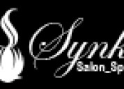 Synk salon & spa - an ultimate beauty unisex salon