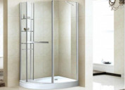 Top shower enclosure, shower doors | dabbl