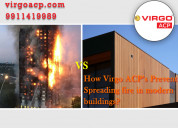 How virgo acps prevent spreading fire in modern bu