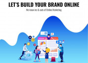 Outsource social media marketing services agency
