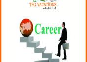 Digital marketing executive jobs in tfg