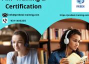 Best project management certification online