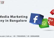Social media marketingcompany in bangalore