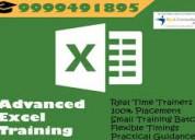 20$ discount @  excel course in delhi sla consulta