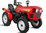 Eicher tractor price in india