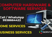 We are providing computer laptop repair services