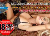 Independent escort in mumbai would be considered .