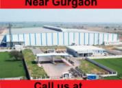 Industrial plot in bahadurgarh