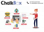 Chalkbox school management app