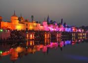 Exclusive culture & heritage tour in uttarpradesh.