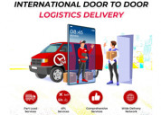 Top logistics services provider   air freight  log