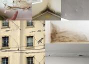 Building water leakage waterproofing solutions
