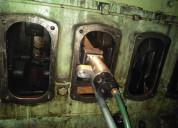 Discussion on crankshaft repair