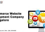 Ecommerce website developmentcompany in bangalore