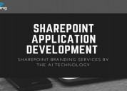 What is sharepoint application development