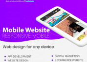 mobile website services