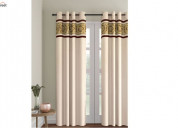 Avail best deals on curtains @ wooden street