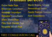 Book online puja in india, horoscope & astrology