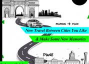 Cab from mumbai to pune