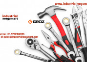 Buy industrial groz tools online +91-9773900325