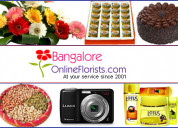 Send online gifts to bangalore on the same day.