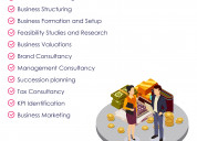Financial services in uae, tax advisory service in