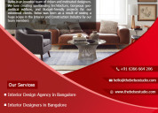 Best interior designer and architects in bangalore