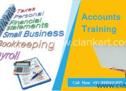 Accounting training certification in saket at sla