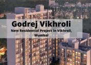 Godrej vikhroli- a marvellous residential project