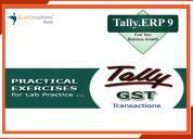 Tally training certification in dwarka