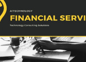 Financial service industry has an ever increasing