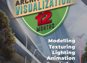 Diploma in architectural & animation visualization