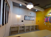 Fully serviced office space for personal business