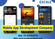 Mobile app development company in gurgaon