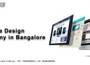 Website designcompany bangalore