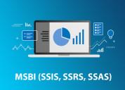 Msbi training - microsoft bi certification