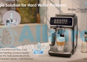 Water softeners for coffee machine in haridwar