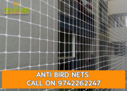 Bird protection nets in bangalore