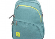 Aristocrat lex 1 laptop backpack sea green - 34 lt