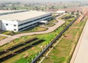 Reliance met industrial plots price