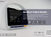 Touch screen 5 inch multi-parameter patient monito