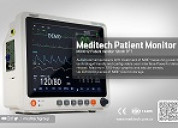 China meditech ce approved patient monitor md9012