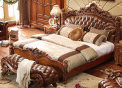 buy european style hand carved poster bed online