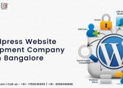Wordpress websitedevelopment company in bangalore